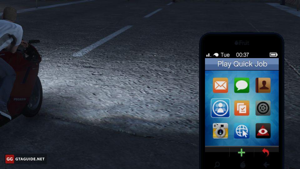 gta 5 online play mobile