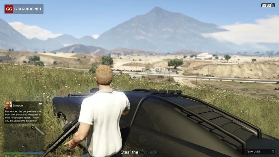 Repo — RV Nearly There? — GTA Online — GTA Guide