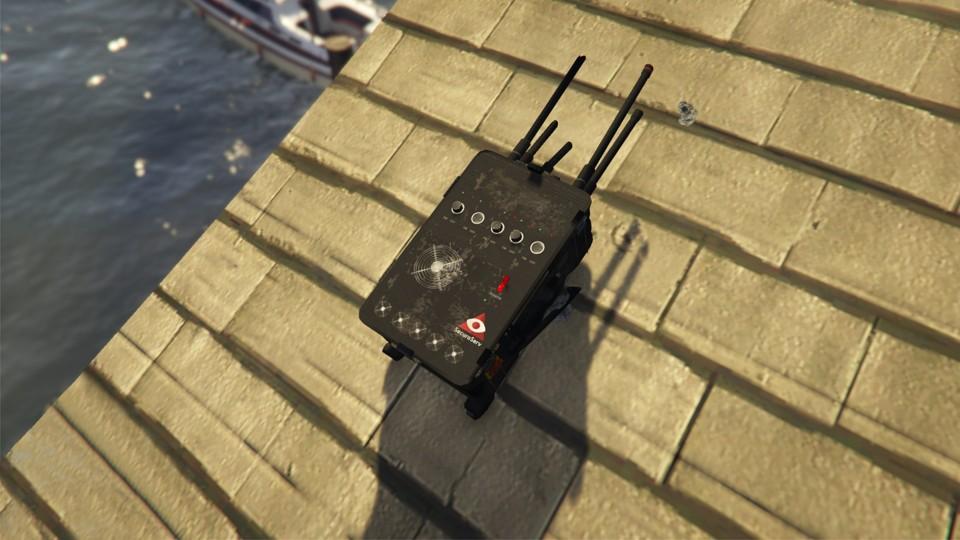 50 Signal Jammers in GTA Online — GTA Guide
