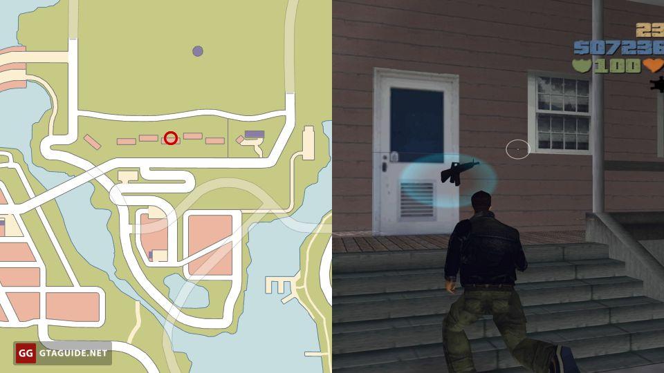 The Exchange — GTA 3 — GTA Guide