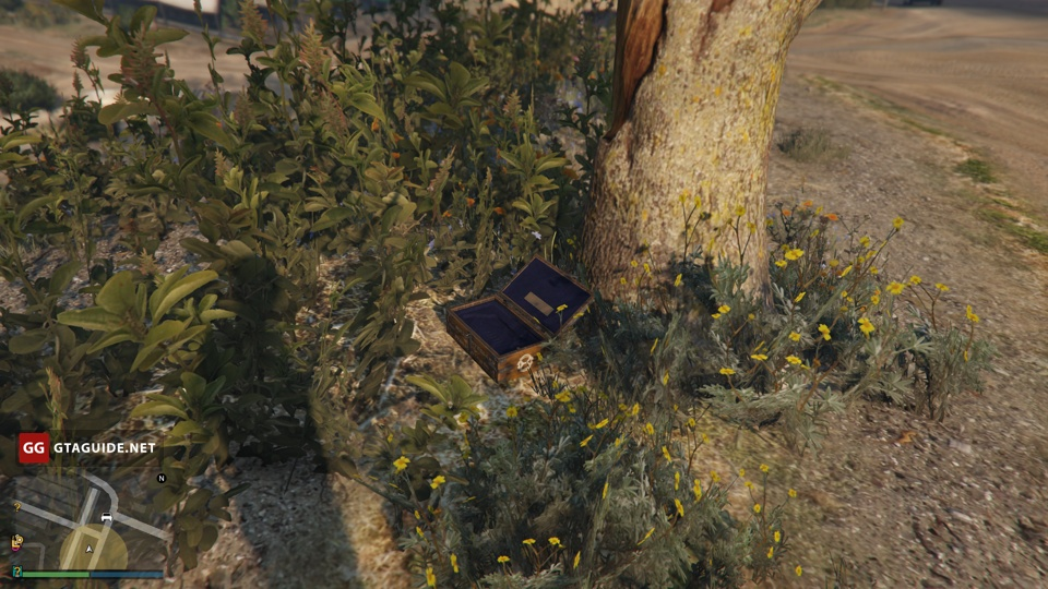 Treasure Hunt in GTA Online — How to Find a Double-Action Revolver