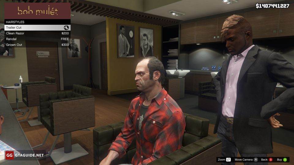 Barber Shops In Gta 5 Gta Guide