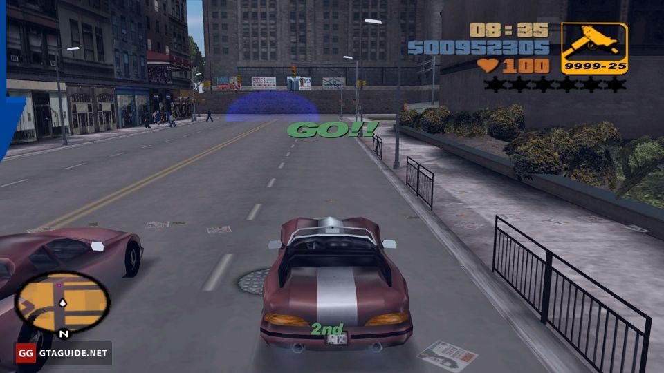 Turismo — GTA 3 — GTA Guide
